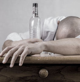 Patients Under The Influence Of Alcohol